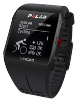 Пульсометр Polar V800 BLACK HR COMBO