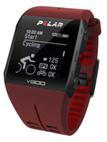 Пульсометр Polar V800 RED HR COMBO