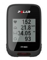 Пульсометр велокомпьютер Polar M460 HR BLACK